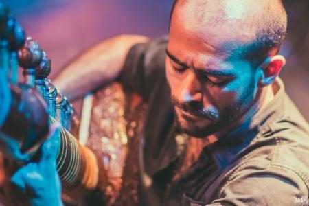 Deyosan à L'Ampérage Ex-Adaep (Grenoble) jeudi 14 mars Concert organisé par À court de son