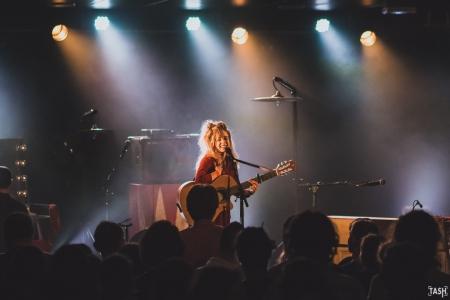 Leïla Huissoud le 2 mai à EVE - Espace Vie Etudiante (Grenoble)Concert co-produit par Mix'Arts et À court de son